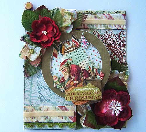 3 Fold Card