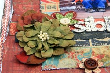 Silblings - Petaloo darjeeling collection 2011 close-up