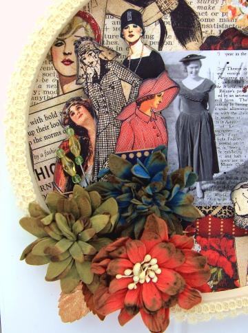 Timeless - Petaloo darjeeling collection 2011 close-up 2
