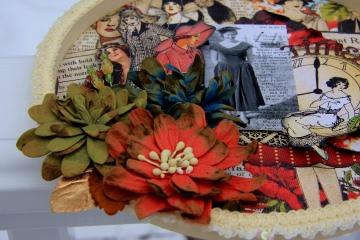 Timeless - Petaloo darjeeling collection 2011 close-up