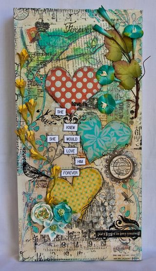 Lilybee Hop Canvas 3 full