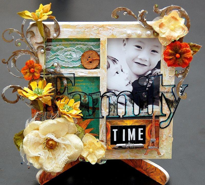 Family Time Frame(resize)