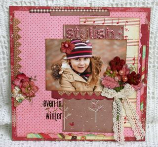 Chantilly layout for cha