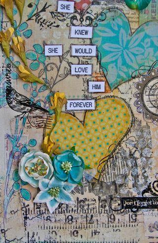 Lilybee Hop Canvas 5