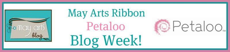 MAY ARTS Petaloo Banner
