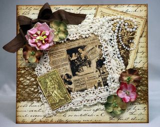 Fall+Romance Card by Lisa V