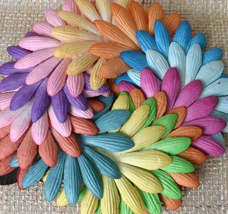 Lg daisy mixed colors coredinations