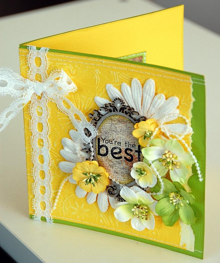 a card for teacher  blog hop winners  petaloo