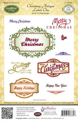 CL-03785_ Christmas_ Antique_ Labels_ One_ sm