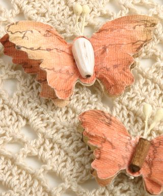 Beauty Butterfly PEACH