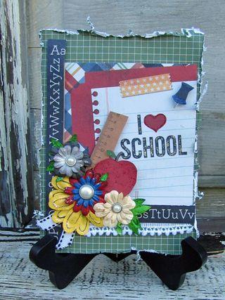Iheartschoolcard
