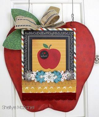 Shellye McDaniel-Apple Hanger1