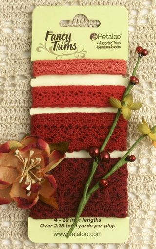 Red trim & flower smallers