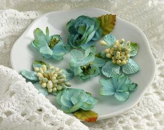 BEAUTY Minis Teal smaller