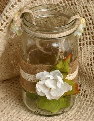 BEAUTY Wedding jar smaller