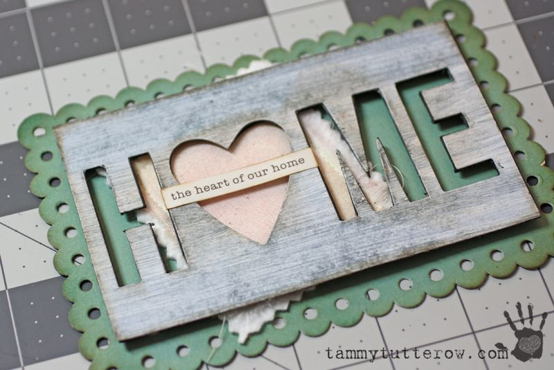 Petaloo Simple Stories Home Canvas by Tammy Tutterow 1