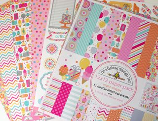 Sweet Shoppe paper promotion smaller