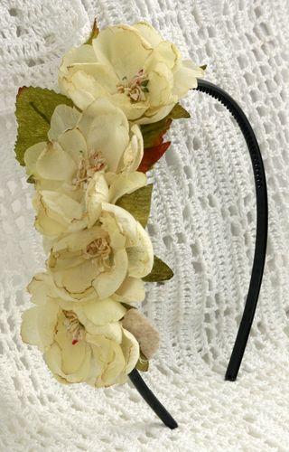 BEAUTY Botanica Cream Headband