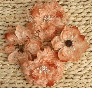 BEAUTY Burlap Peach smaller