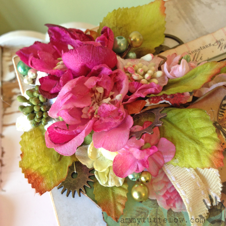Tammy Tutterow | Mother's Day Trinket Box for Petaloo 1