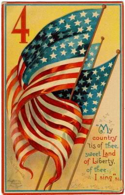 Fourth-of-july-american-flags-patri