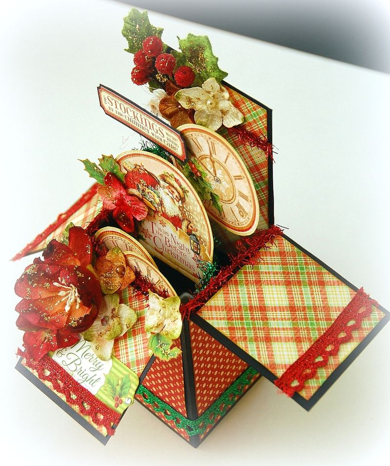 Merry and Bright Box Card by Irene Tan2