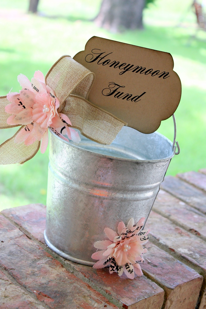 Shellye McDaniel-Honeymoon Fund Bucket4