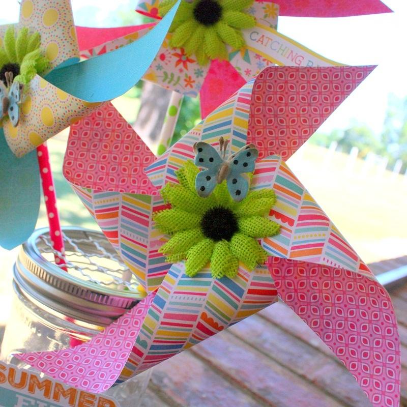 Shellye McDaniel-DIY Summer Fun Pinwheels3