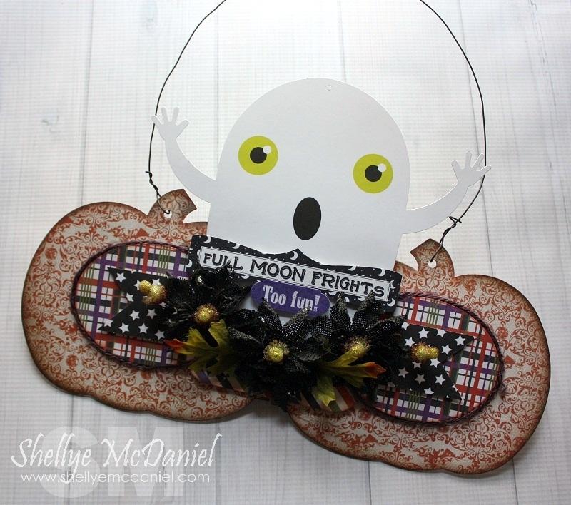 Shellye McDaniel-Frightful Door Hanger4