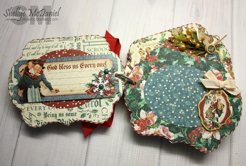 Shellye McDaniel-Christmas Carol Mini Album3