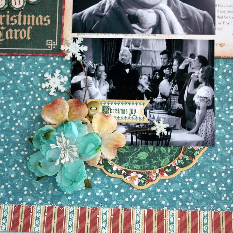 Shellye McDaniel-Christmas Tradition Layout3
