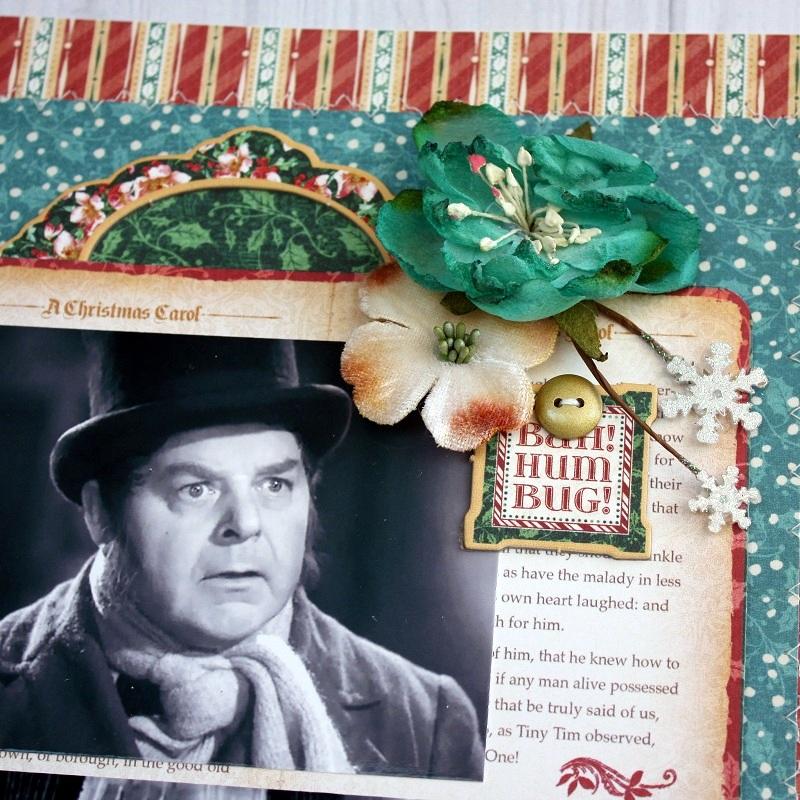 Shellye McDaniel-Christmas Tradition Layout4