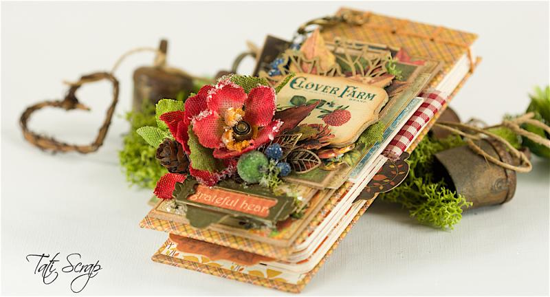 Tati, Celebrate Fall Note Book, Petaloo, Photo 0