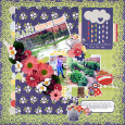 Garden LO Simple Stories Petaloo Blog hop (1)