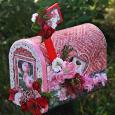 Mailbox, Petaloo Botanicas, Graphic 45 Mon Amour, Maggi Harding (1)