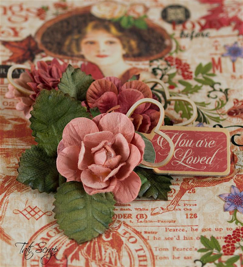 Tati, Love Card, Petaloo, Photo 0
