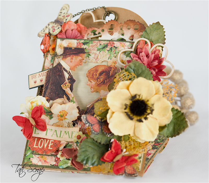 Tati, Love Tag, Petaloo Flowers, Photo 1
