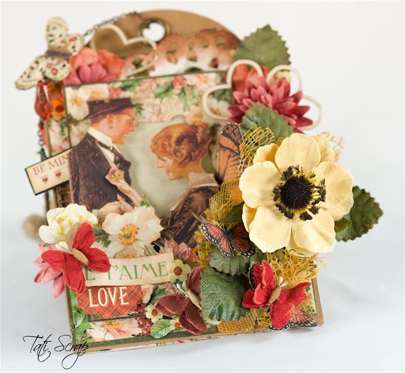 Tati, Love Tag, Petaloo Flowers, Photo 2