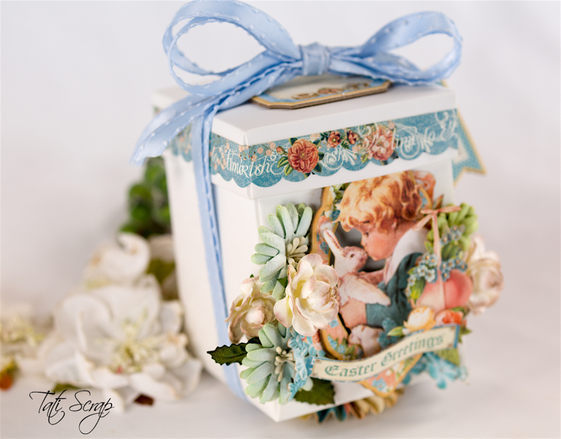Tati  Easter Box  Petaloo Flowers  Photo 5
