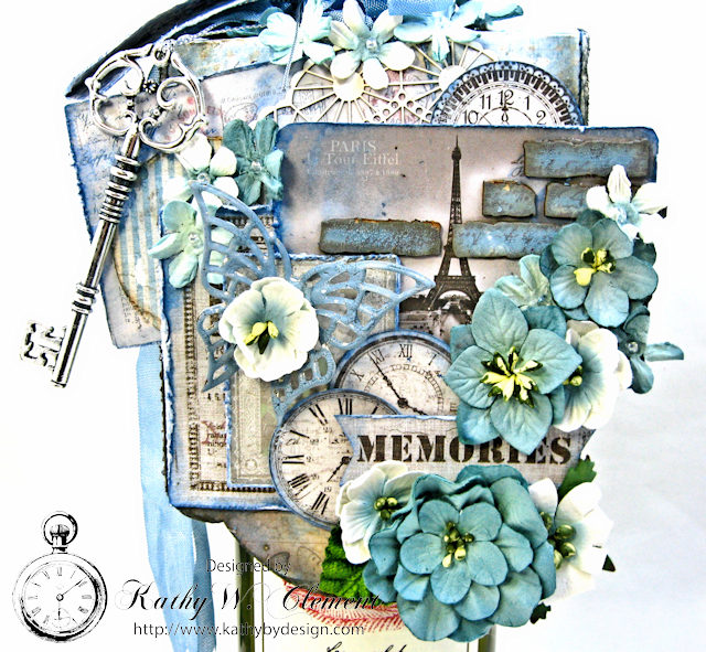 Hostess Gifts for Summer Parties by Kathy Clement for Petaloo by Floracraft Maja Design Spotlight Photo 3