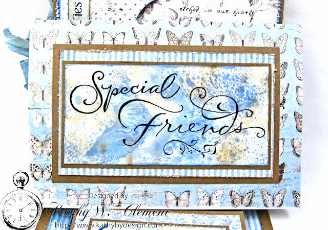 Shabby Chic Gift Folio by Kathy Clement for Petaloo by Floracraft Maja Design Spotlight Photo 7