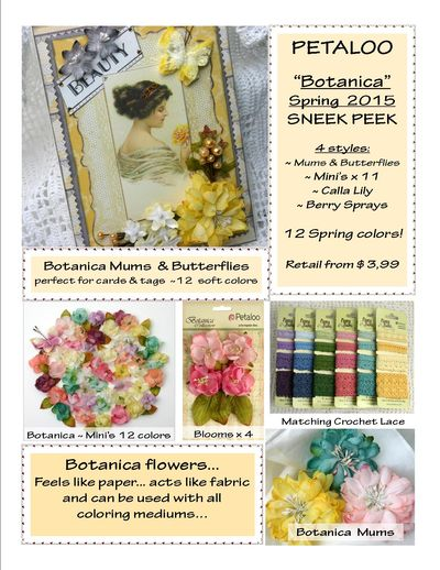 2015 Botanica Flowers  ~ SNEEK Peek SPRING  2015 JPEG copy