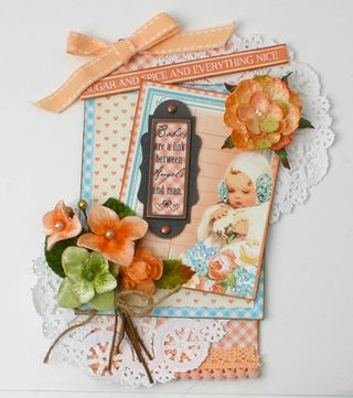 BEAUTY Peach Velvet Tag smaller