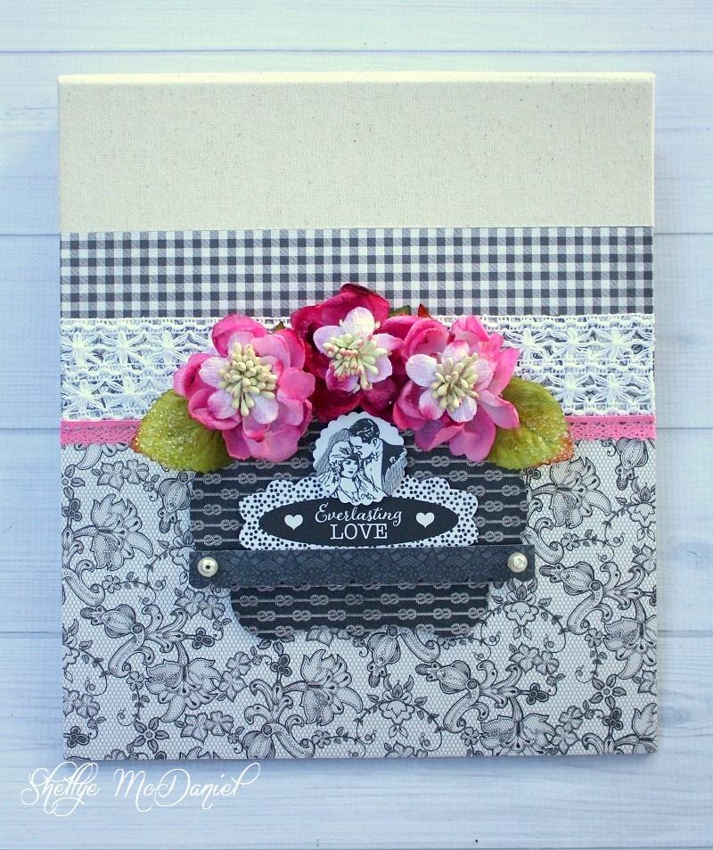 Shellye McDaniel-Wedding Album1