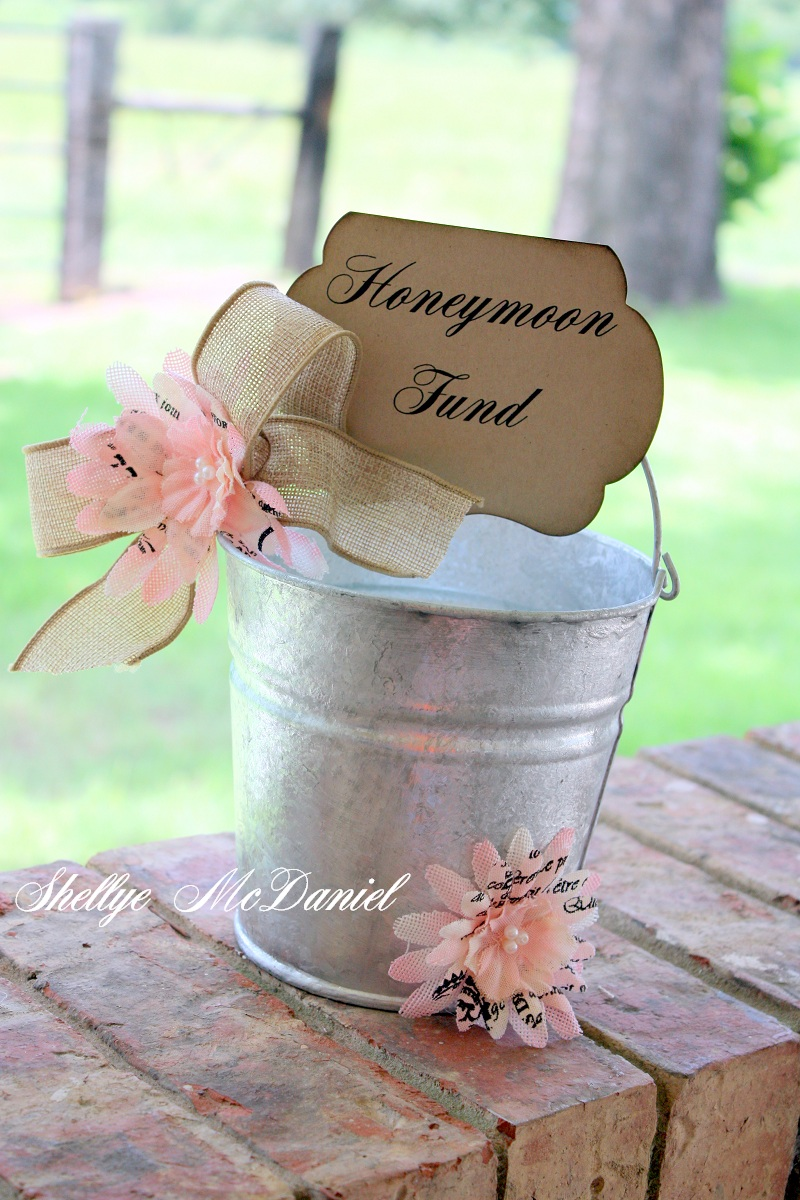 Shellye McDaniel-Honeymoon Fund Bucket1
