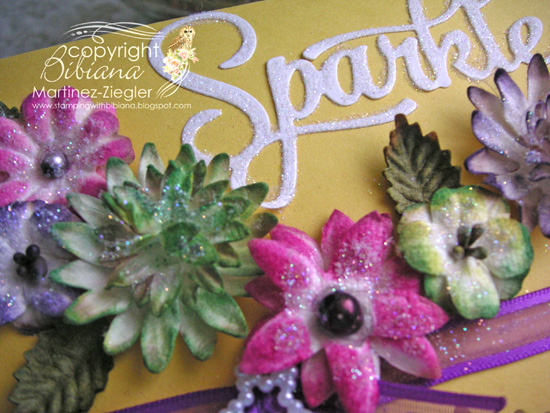 Flowers paintables detail 1