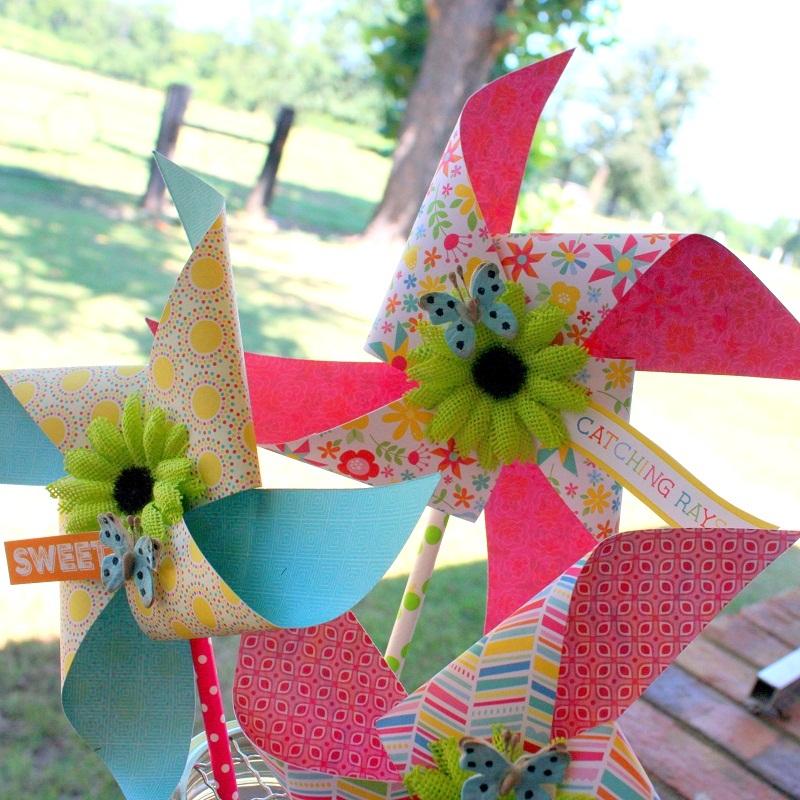 Shellye McDaniel-DIY Summer Fun Pinwheels2