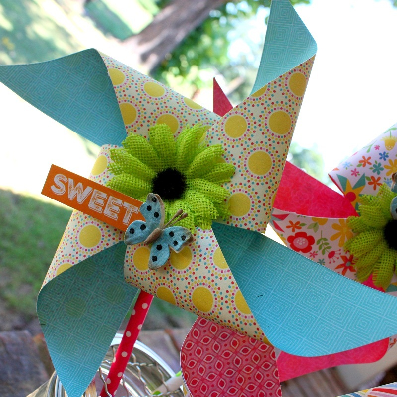 Shellye McDaniel-DIY Summer Fun Pinwheels4