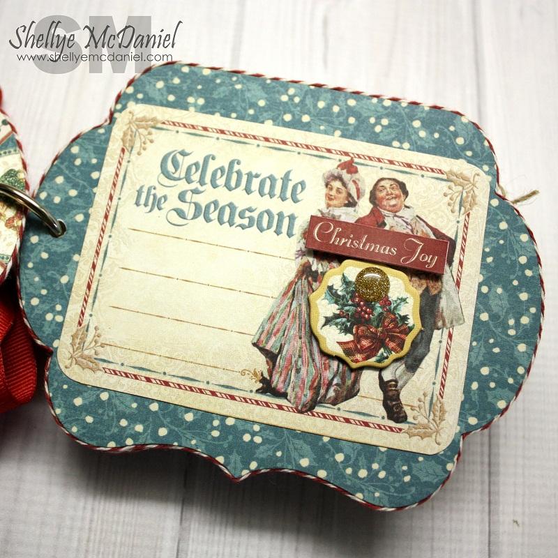 Shellye McDaniel-Christmas Carol Mini Album7