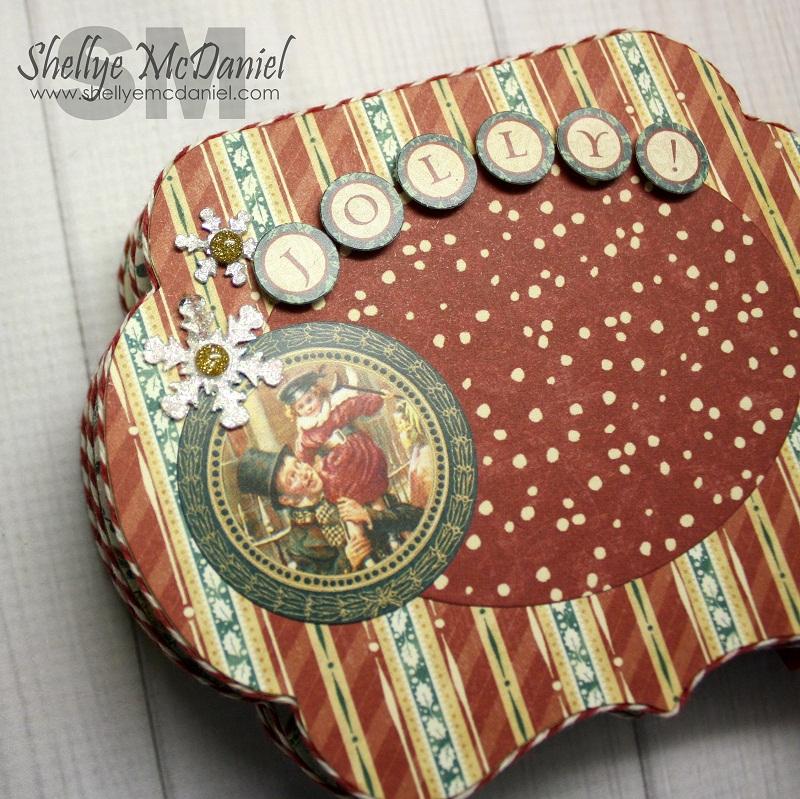 Shellye McDaniel-Christmas Carol Mini Album9